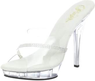 Pleaser USA Women's Lip 101R Platform Sandal