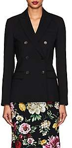 Altuzarra Women's Indiana Virgin Wool Double-Breasted Blazer - Black