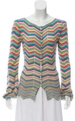 Stella McCartney Striped Knit Top