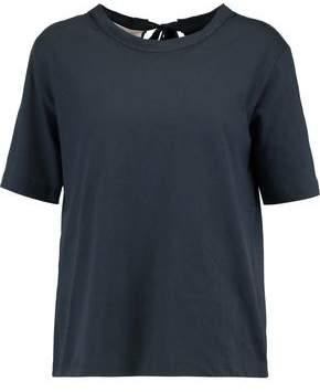 Marni Open-Back Cotton-Jersey T-Shirt