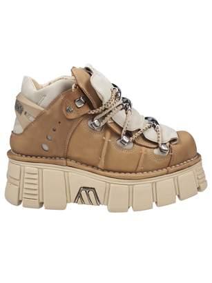 New Rock Nsrm 106 Platform Sneakers