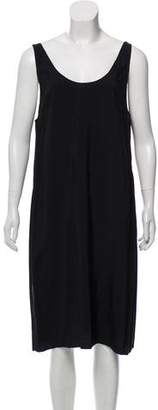 Dries Van Noten Sleeveless Shift Dress