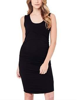 Ripe Maternity Nursing Tube Dress