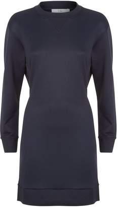 Tibi Open-Back Sweater Dress