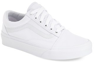 Vans 'Old Skool' Sneaker (Women) $49.95 thestylecure.com
