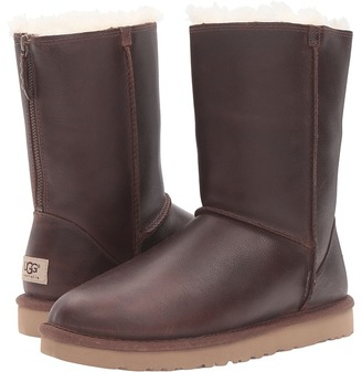 UGG Classic Short Zip $179.95 thestylecure.com