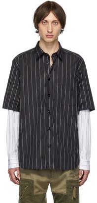Diesel Black S-Alek Shirt