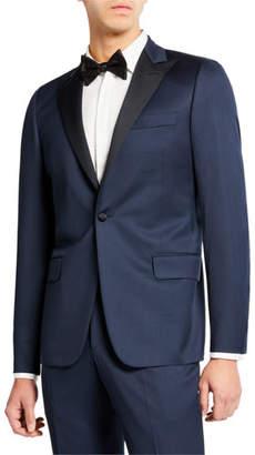 Hickey Freeman Men's Peak-Lapel Two-Piece Tuxedo Suit