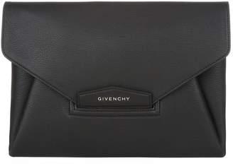 Givenchy Antigona Grain Envelope Clutch