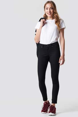 Cheap Monday Mid Spray Black Jeans Black