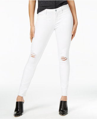 Articles of Society Sarah Ripped Skinny Jeans $68 thestylecure.com