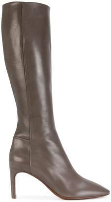 David Beauciel Dora mid calf length boots