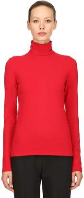 Calvin Klein Cotton Knit Turtleneck Sweater