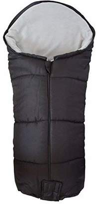Quinny Deluxe Footmuff/Cosy Toes Compatible with Grey