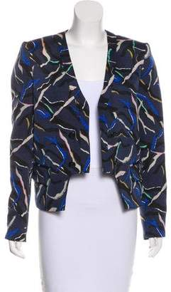 Camilla And Marc Abstract Print Woven Jacket