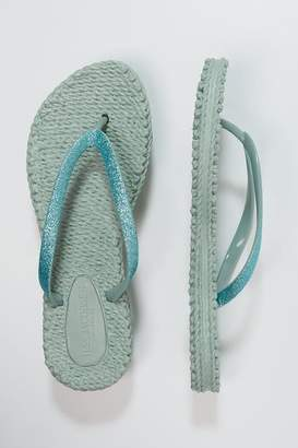 61bb20393e219 at Shoptiques · Ilse Jacobsen Glitter Flip Flops