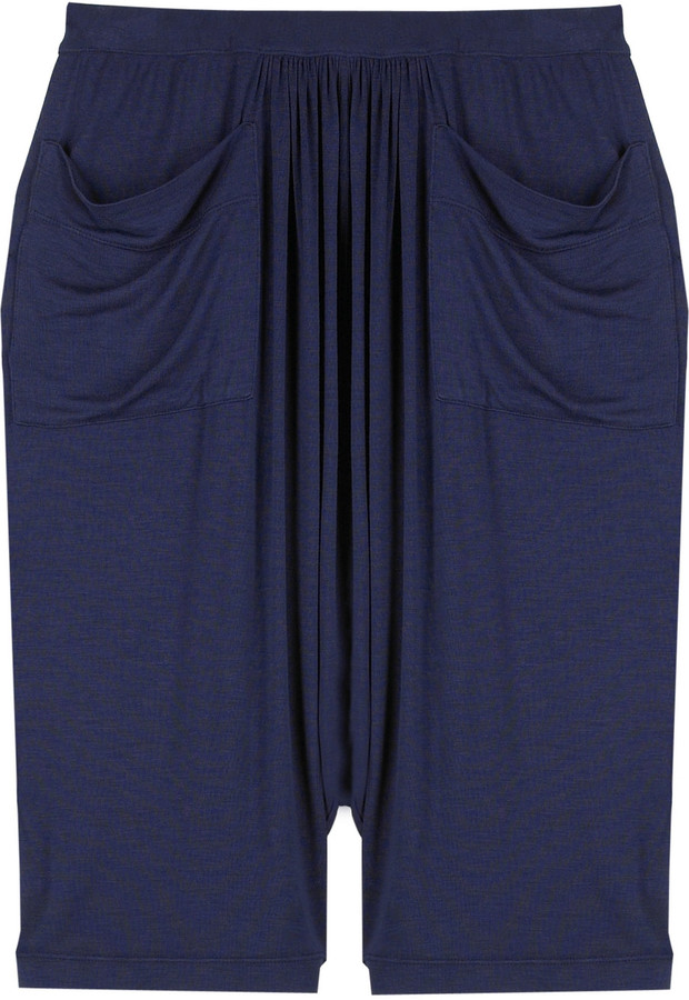 MM6 by Maison Martin Margiela Jersey shorts