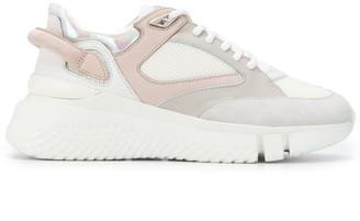 Buscemi lace-up platform sneakers