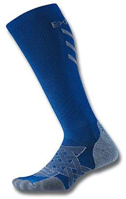 Thorlos Experia Men's Experia Energy Thin Padded Compression Over the Calf Socks