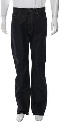 Thom Browne Five-Pocket Straight-Leg Jeans
