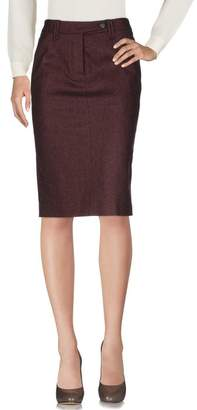 Mauro Grifoni Knee length skirt