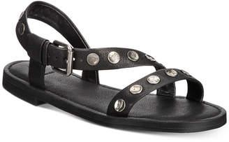 Frye Morgan Flat Sandals Women's Shoes