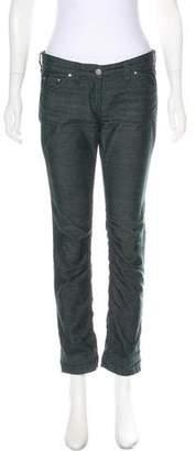 Etoile Isabel Marant Low-Rise Skinny Pants