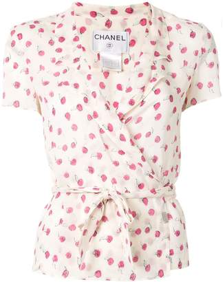 Chanel Pre-Owned Short Sleeve Tops
