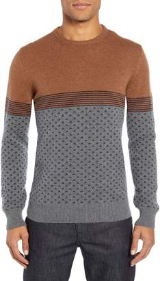 Eleventy Trim Fit Cashmere Sweater