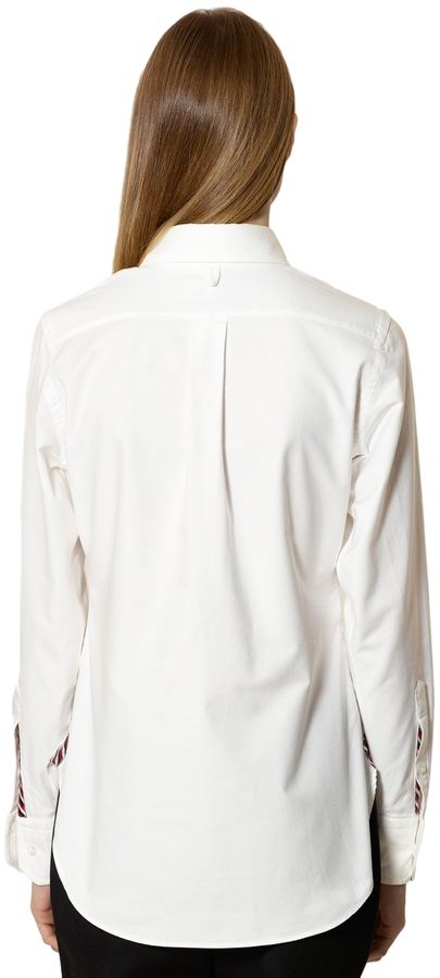 Brooks Brothers Oxford Button-Down Shirt