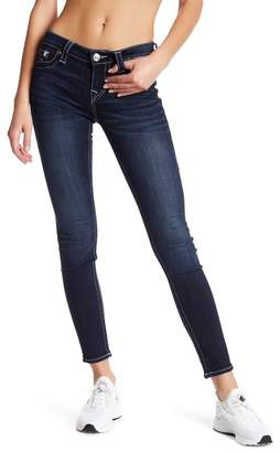 True Religion Super Skinny Denim Jean $179 thestylecure.com