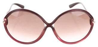 Tom Ford Rita Oversize Sunglasses