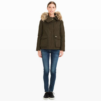 Club Monaco Woolrich Short Military Parka