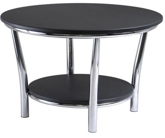 Winsome Maya Round Back Coffee Table