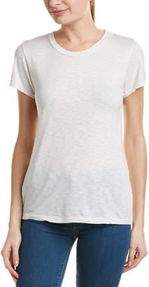 Velvet by Graham & Spencer Lux Slub T-Shirt