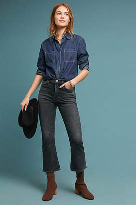 Citizens of Humanity Demy Ultra High-Rise Cropped Flare Jeans
