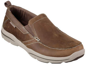 Skechers Leather Harper Loafers