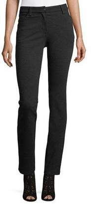 Eileen Fisher Melange Ponte Skinny Jeans, Petite