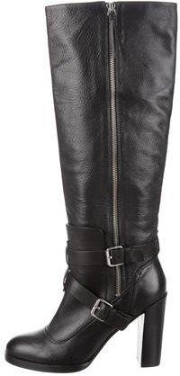 Rebecca MinkoffRebecca Minkoff Leather Knee-High Boots