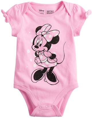 8ae94d350 Carter's Disneyjumping Beans Disney's Minnie Mouse Baby Girl Graphic  Bodysuit by Jumping Beans