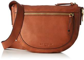 Liebeskind Berlin Women's Montoir Leather Saddle Bag