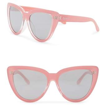 Quay Stray Cat 60mm Cat Eye Sunglasses