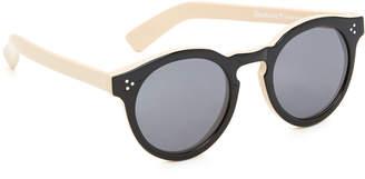 Illesteva Leonard II Sunglasses $240 thestylecure.com