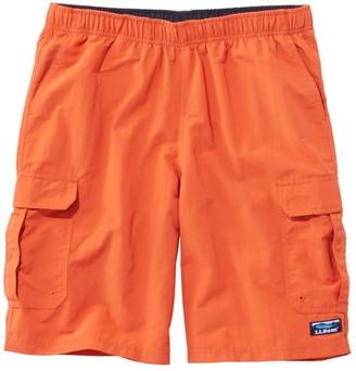 """L.L. Bean L.L.Bean Men's Classic Supplex Sport Shorts, Cargo 10"""""""