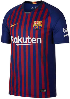 Nike Men's Fc Barcelona Club Team Home Stadium Jersey