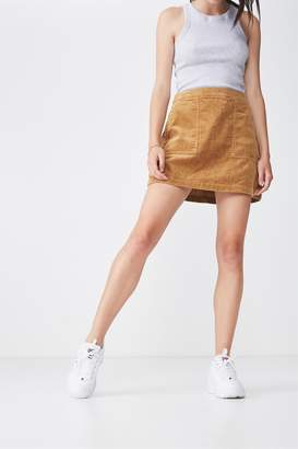Factorie Cord Skirt