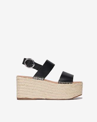 Express Steve Madden Cali Espadrille Platform Sandals