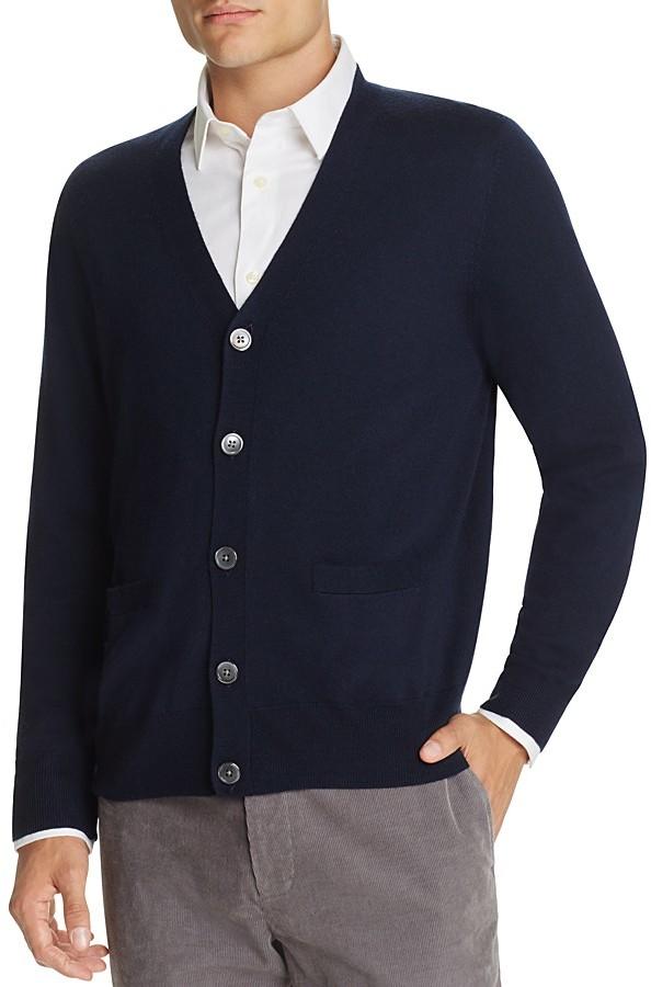 Brooks Brothers Brooks Brothers Saxxon Wool Cardigan