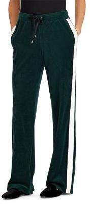 Lauren Ralph Lauren Cotton Velour Pants