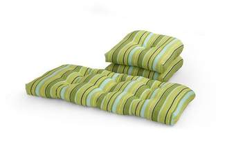Bay Isle Home Indoor/Outdoor Stripe Replacement Cushion Set Bay Isle Home